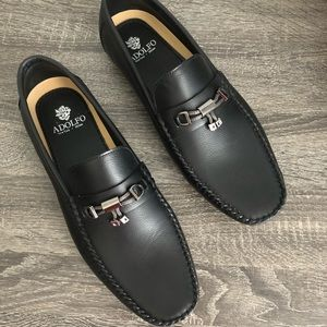 Adolfo Mens Loafers